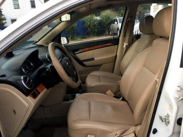 2011 Chevrolet Aveo 2LT 4-Door