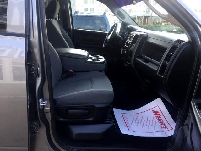 2013 RAM 1500 Tradesman Quad Cab 4WD