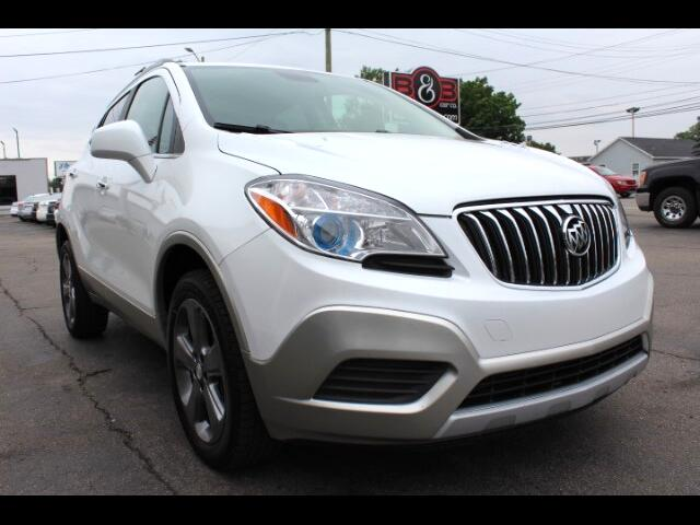 2013 Buick Encore AWD 4dr Convenience