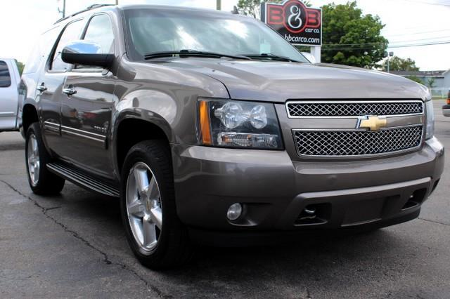 2011 Chevrolet Tahoe LS 4WD