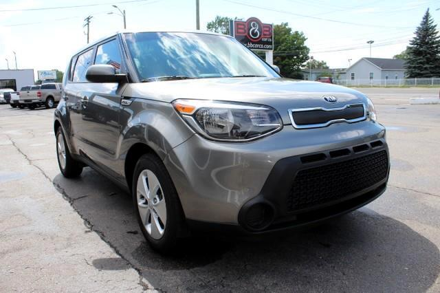2016 Kia Soul Convenience Package