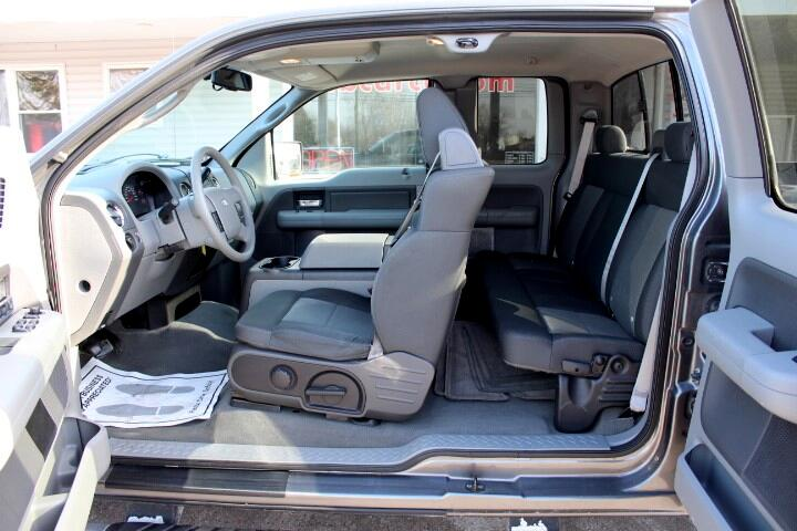 2008 Ford F-150 XLT Super Cab 4x4