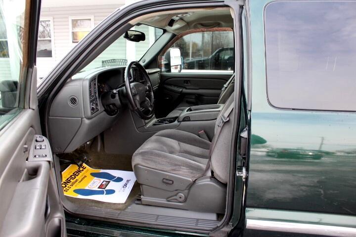 2007 GMC Sierra Classic 2500HD SLE1 Ext. Cab Long Box 4WD