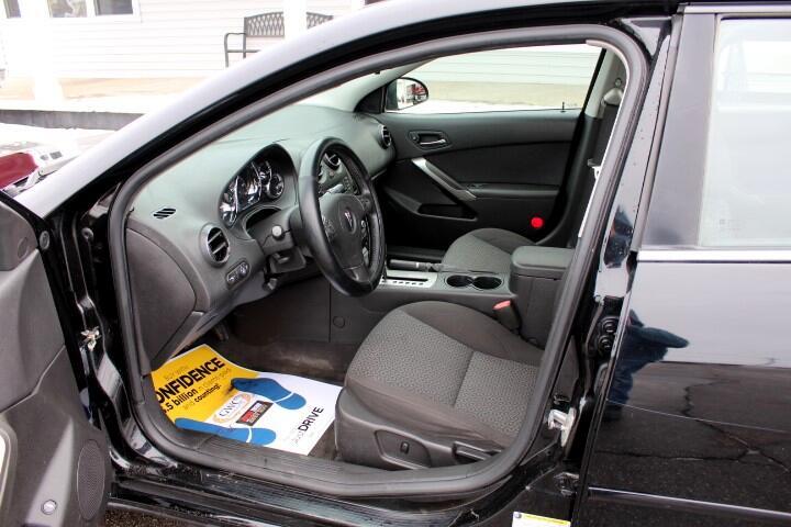 2008 Pontiac G6 V6 Sedan