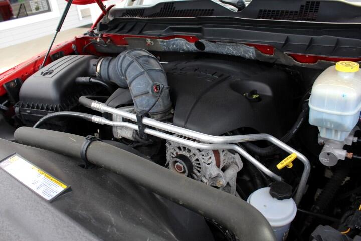 2012 RAM 2500 SLT Crew Cab SWB 4WD