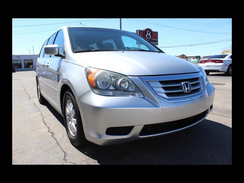 2010 Honda Odyssey EX-L w/ DVD