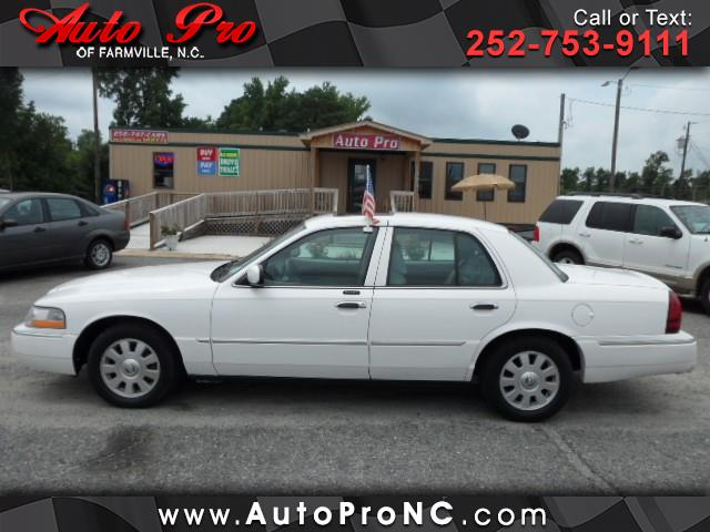 2005 Mercury Grand Marquis LSE