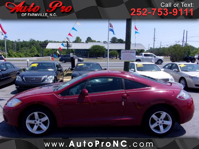 2006 Mitsubishi Eclipse 3dr Cpe GS 2.4L Manual