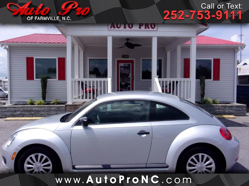 2012 Volkswagen Beetle 2dr Cpe Auto Entry PZEV *Ltd Avail*