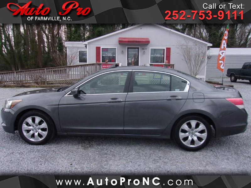 Honda Accord EX Sedan AT 2009