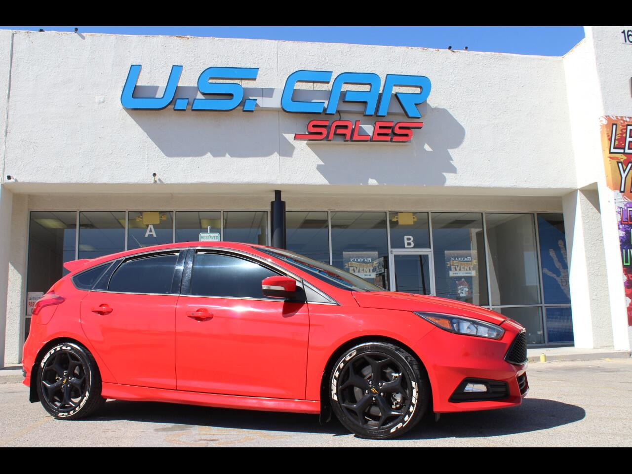 Ford Focus 5dr HB ST 2016