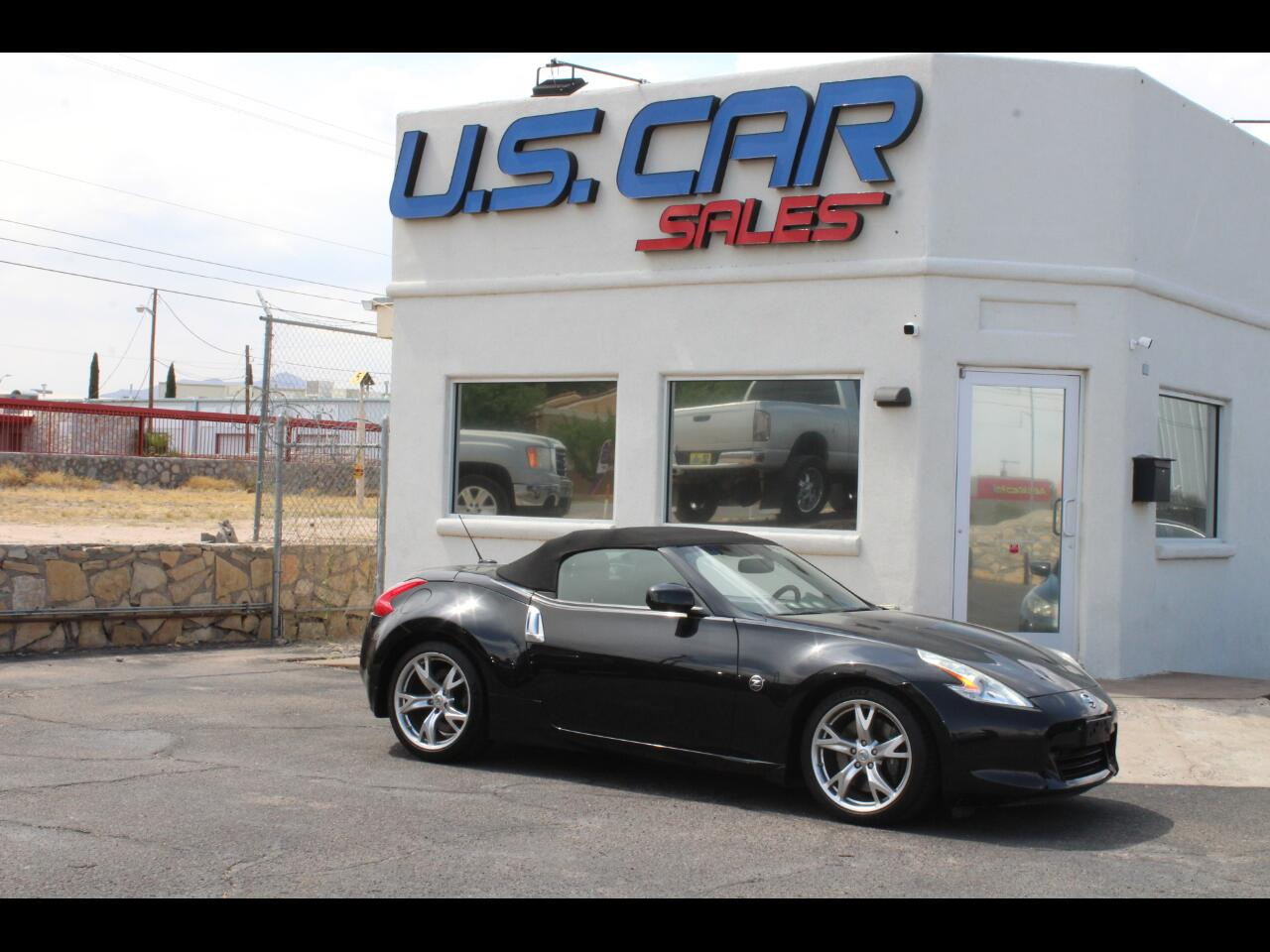 Nissan 370Z 2dr Roadster Auto Touring 2012