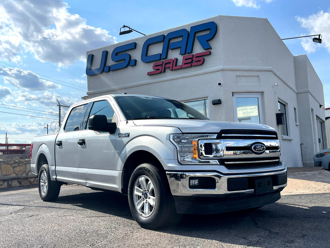 Ford F-150 King Ranch 2WD SuperCrew 5.5' Box 2018