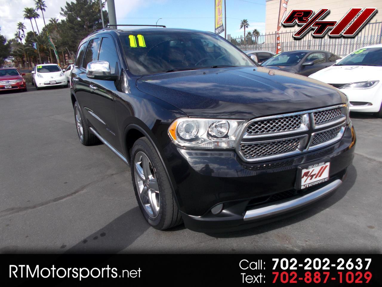 Dodge Durango Citadel 2WD 2011
