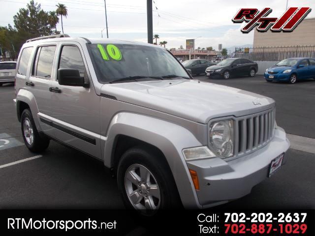2010 Jeep Liberty Sport 2WD