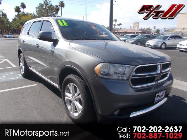 Used 2011 Dodge Durango For Sale In Las Vegas Nv 89110 Rt