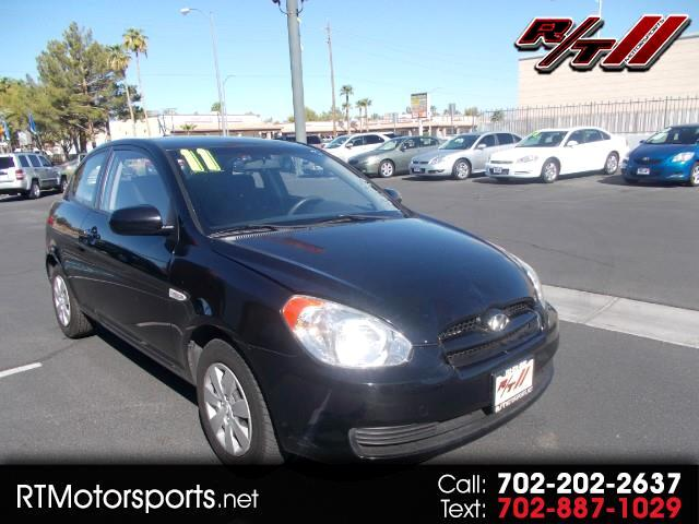 2011 Hyundai Accent GS 3-Door