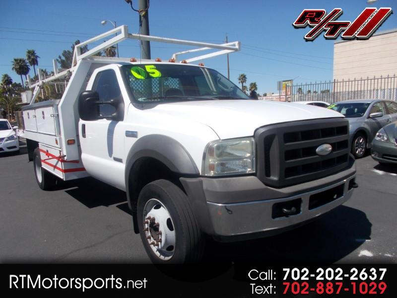 2005 Ford F-450 SD Regular Cab 2WD DRW