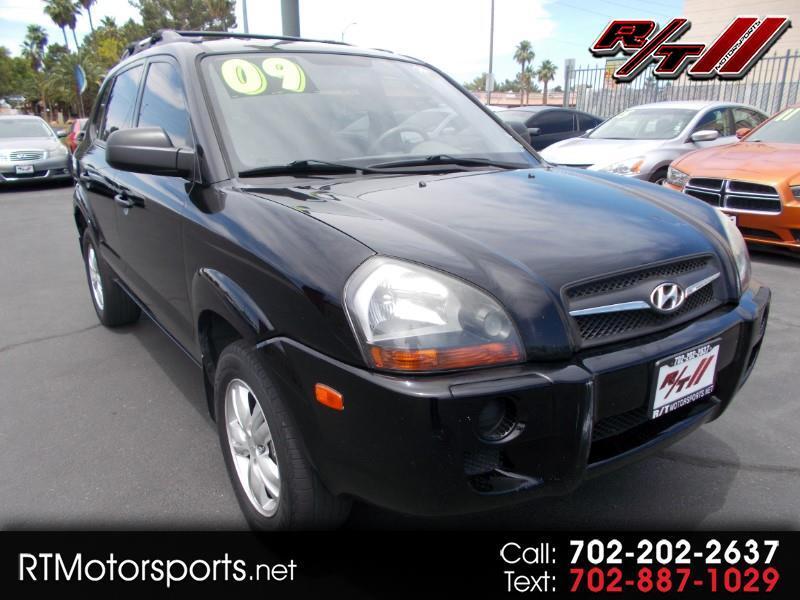 Hyundai Tucson GLS 2.0 2WD 2009