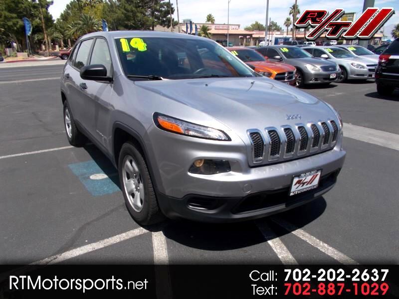 2014 Jeep Cherokee Sport 4WD