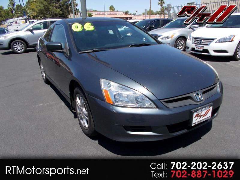 Honda Accord EX coupe AT 2006