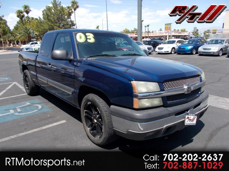 Chevrolet Silverado 1500 Ext. Cab Short Bed 2WD 2003