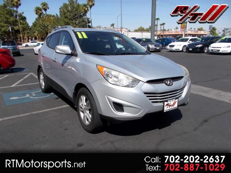 2011 Hyundai Tucson Limited 2WD