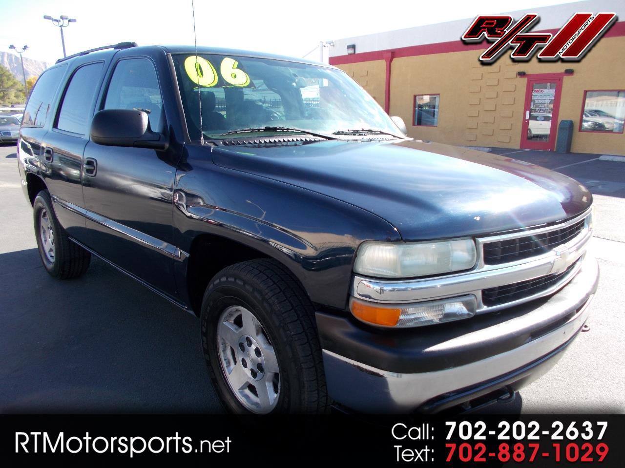 Chevrolet Tahoe 2WD 2006