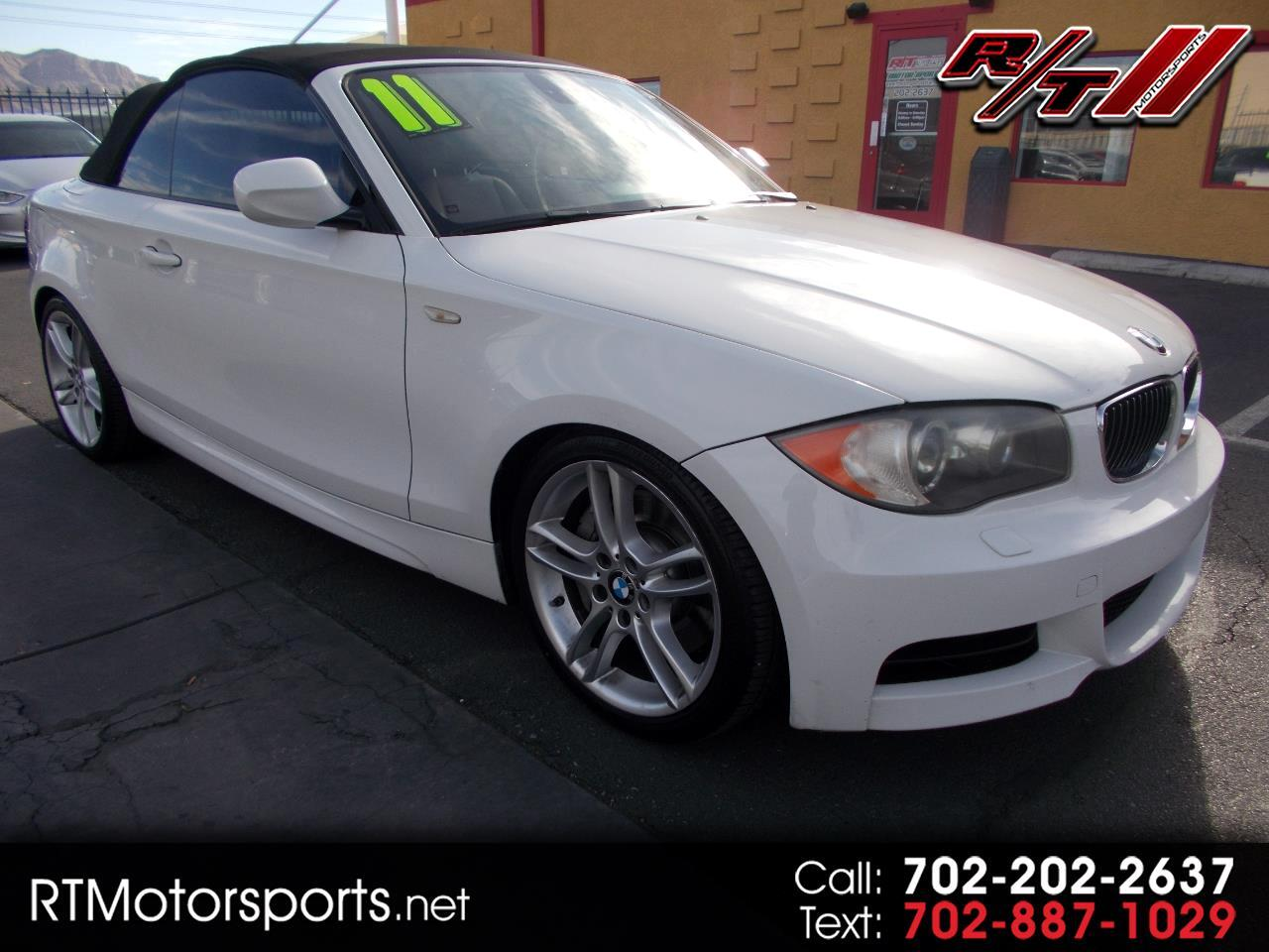 BMW 1-Series 135i Convertible 2011