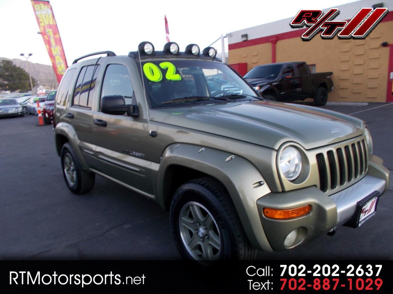 Jeep Liberty Renegade 4WD 2002