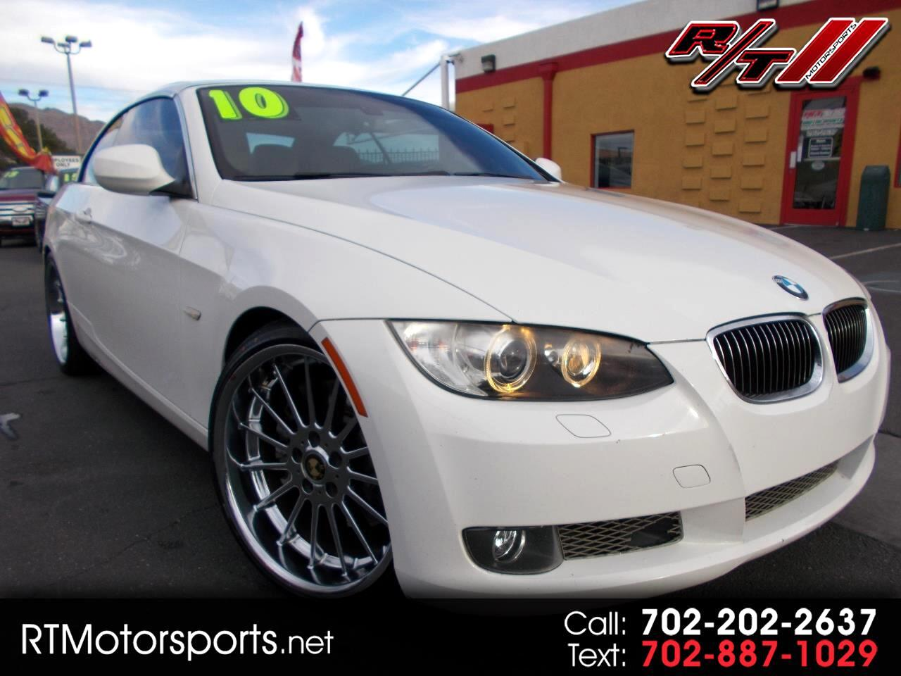 BMW 3-Series 335i Convertible 2010