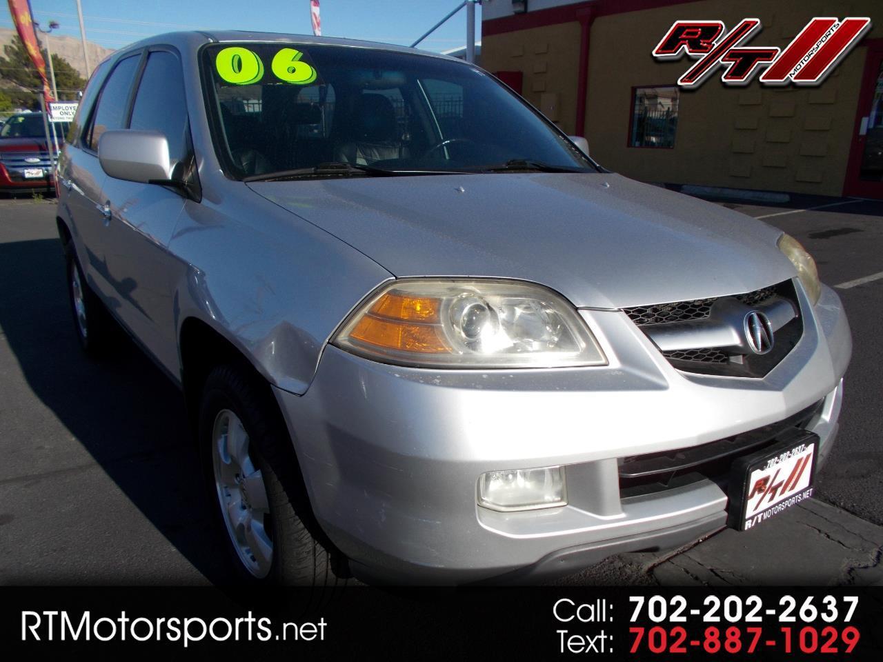 Acura MDX Premium 2006