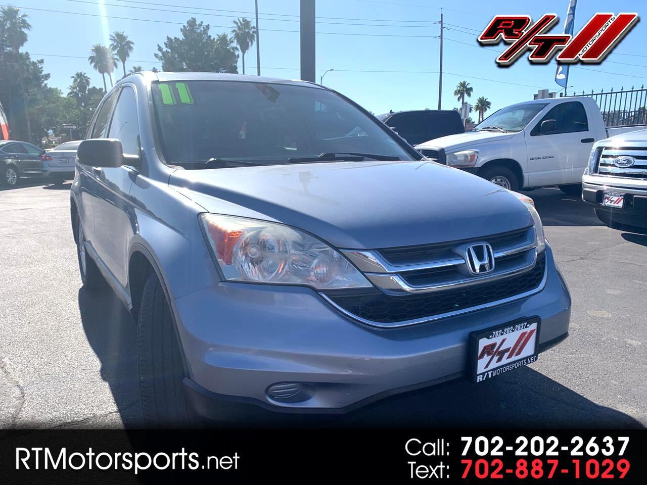 Honda CR-V EX 2WD 5-Speed AT 2011