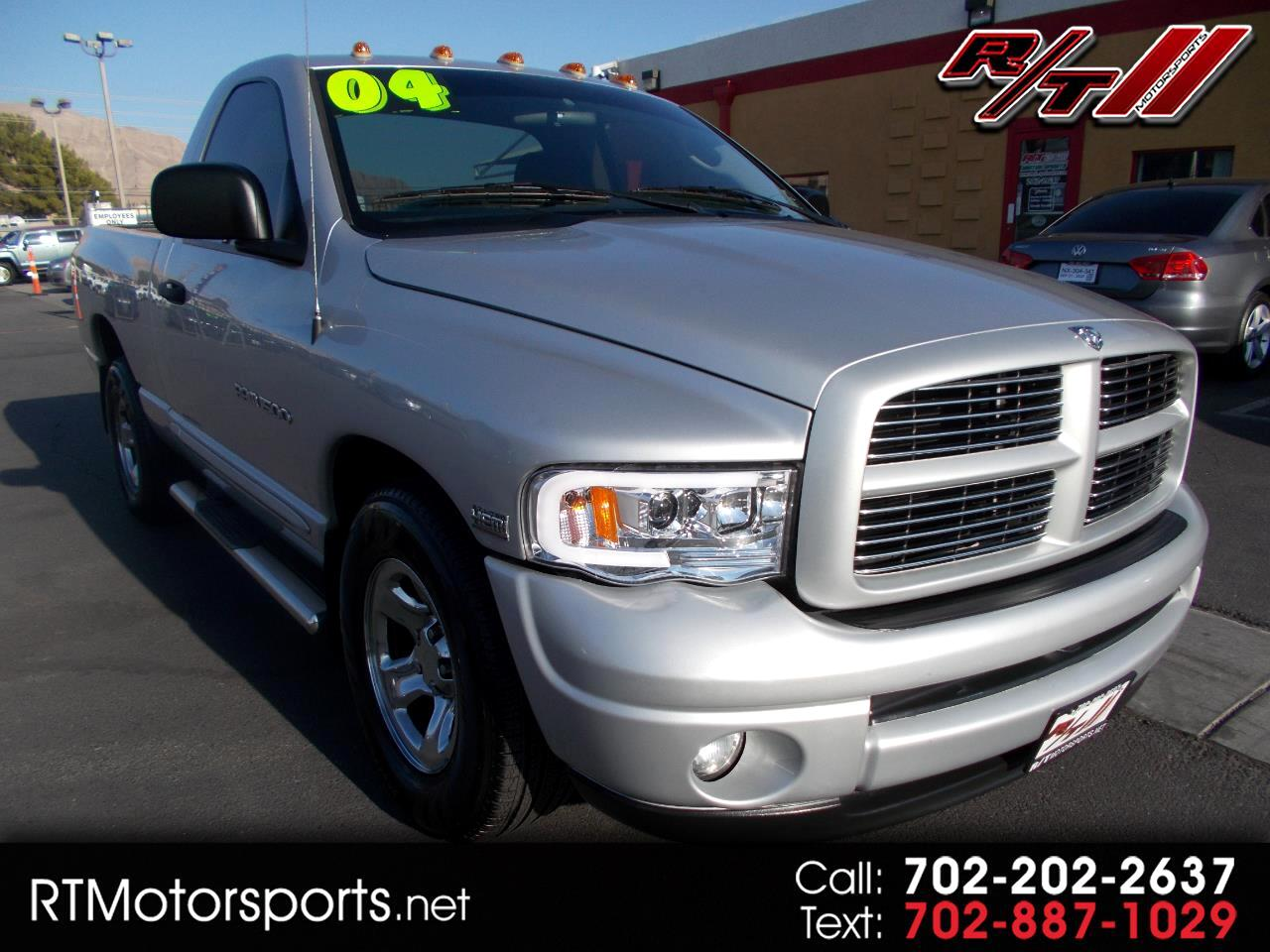 Dodge Ram 1500 Laramie Long Bed 2WD 2004