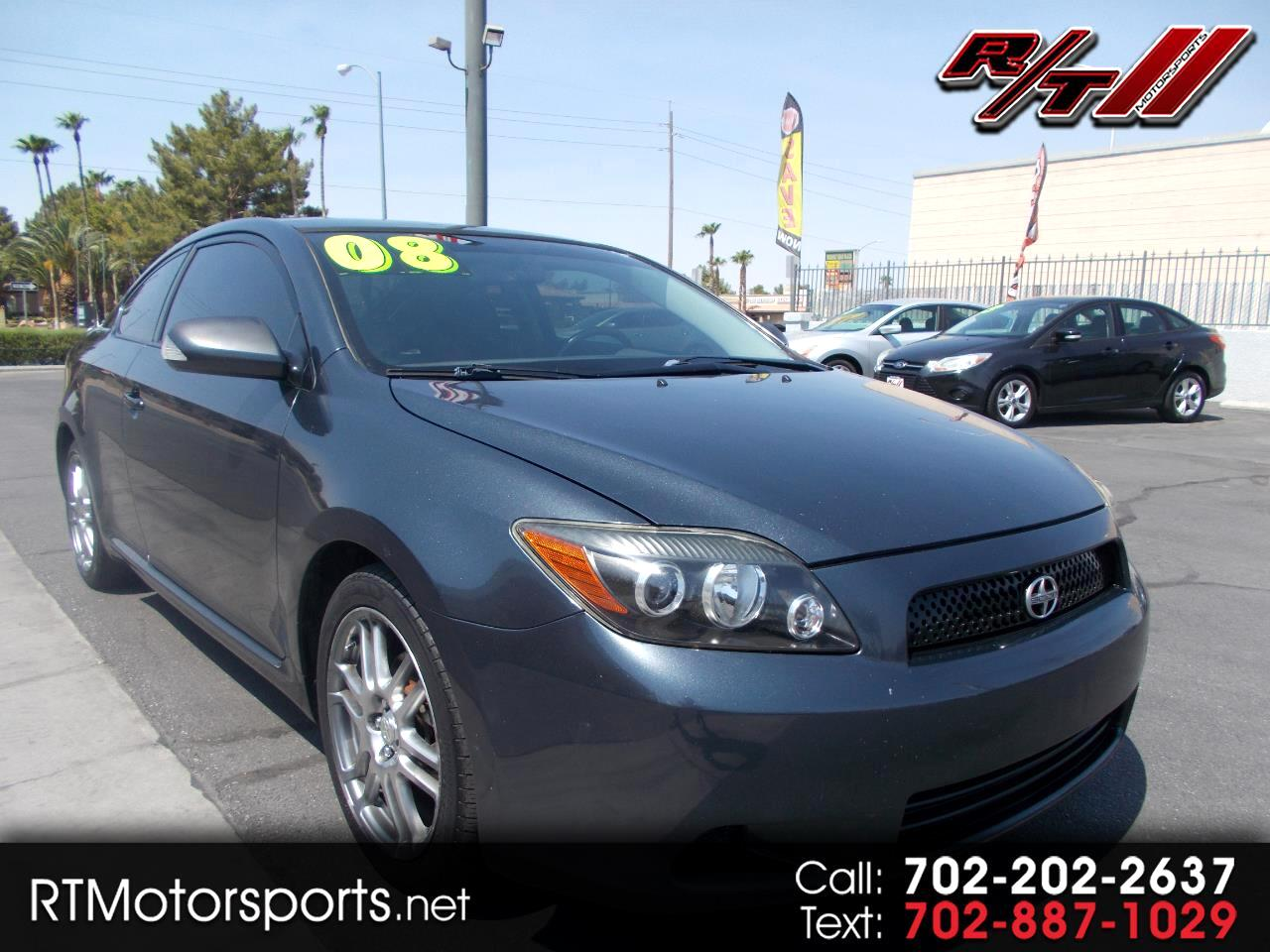 Scion tC Sport Coupe 2008