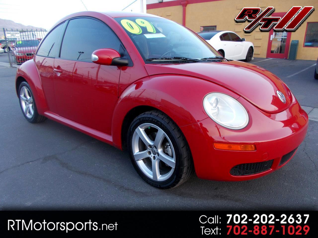 Volkswagen New Beetle S PZEV 2009