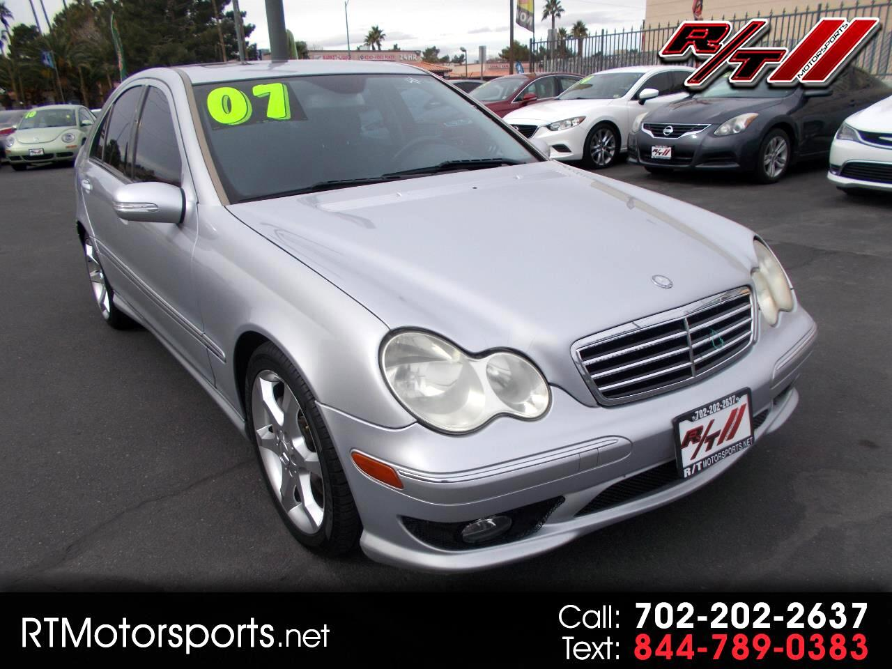 Mercedes-Benz C-Class C230 Sport Sedan 2007