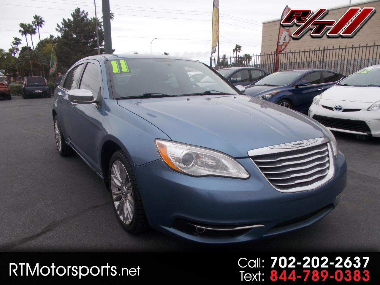 Chrysler 200 Limited 2011