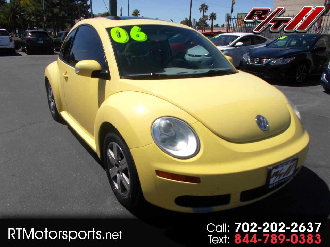 Volkswagen New Beetle TDi 2006