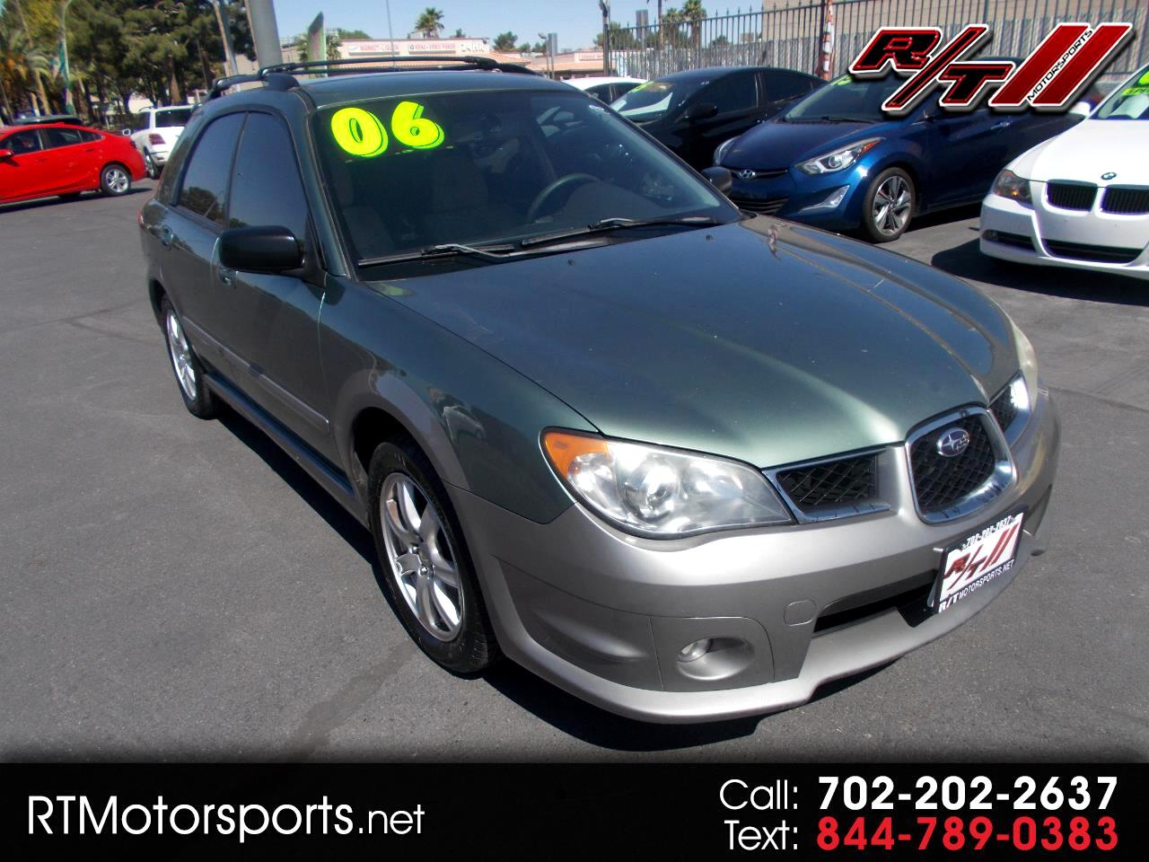 Subaru Outback Sport 2006