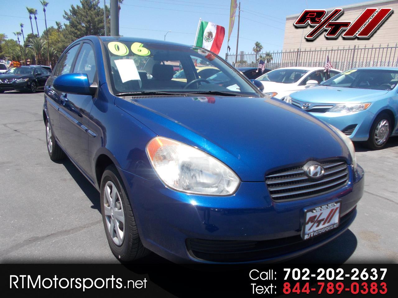 Hyundai Accent GLS 2006