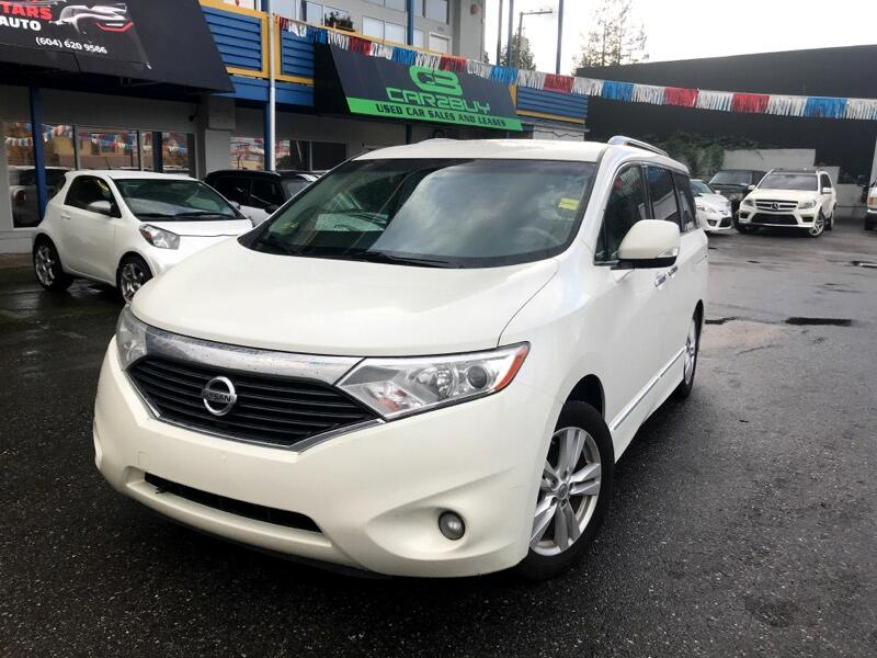 2011 Nissan Quest 2011 Nissan Quest 7 Passenger One Owner No Acciden