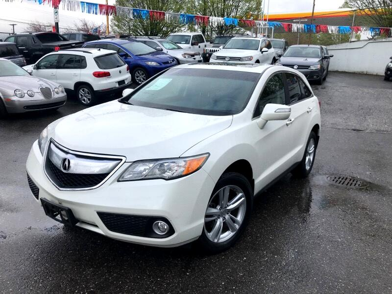 2013 Acura RDX 2013 Acura RDX Auto AWD Local No Accident