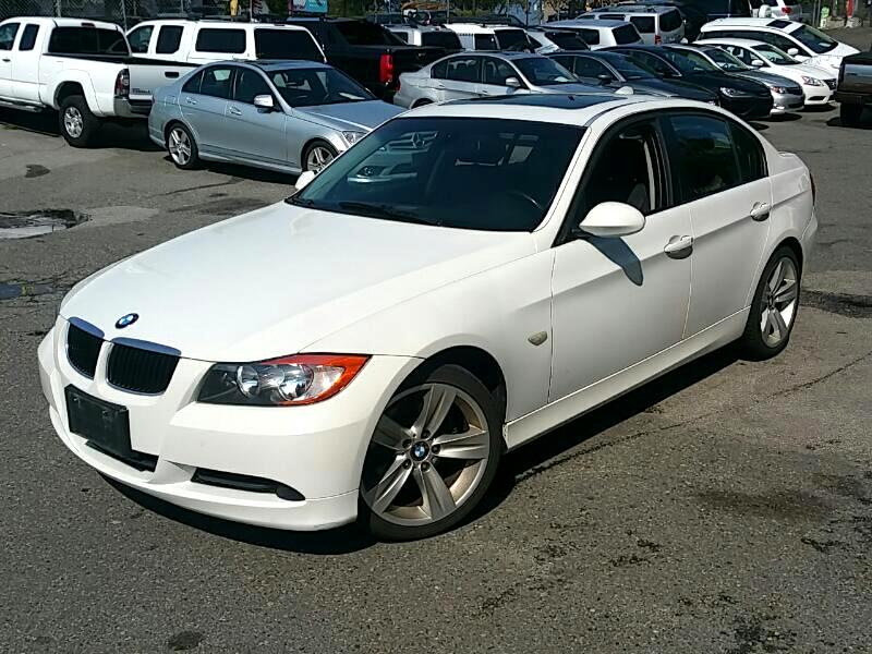 Used 2007 Bmw 3 Series For Sale In Vancouver Bc V5l1t2 Lucky Star Auto