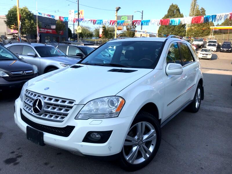 2009 Mercedes-Benz M-Class 2009 Mercedes Benz ML350 ML 350 Local No Accident