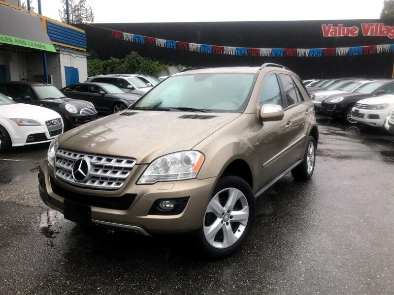 2009 Mercedes-Benz M-Class Mercedes Benz Ml320 Ml 320 Ml350 Ml 350 Diesel