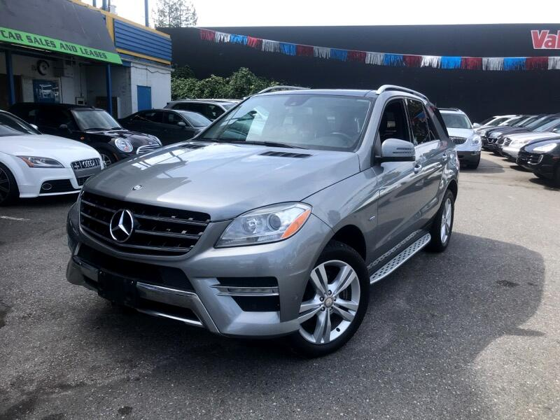 2012 Mercedes-Benz M-Class 2012 Ml 350 Diesel Fully Loaded With All Service R