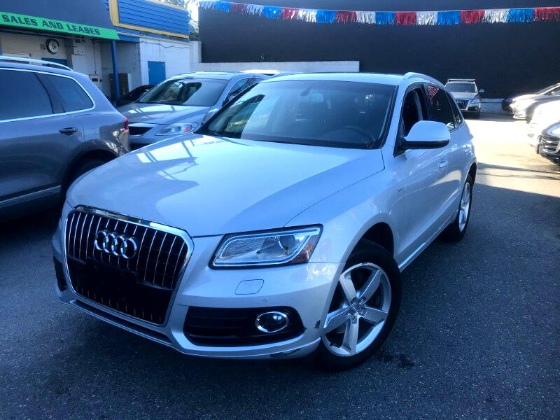 2013 Audi Q5 2013 Audi Q5 Auto AWD Hybrid With All Service Reco