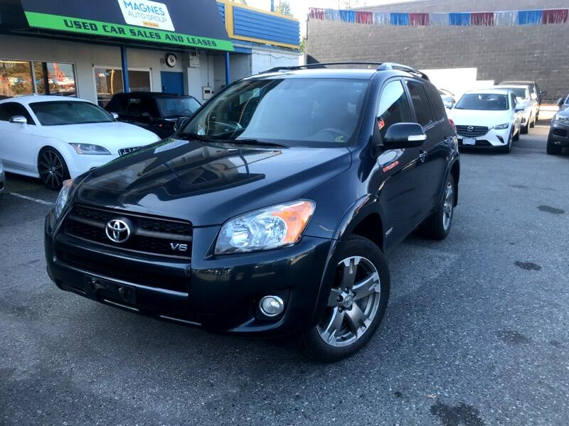 2012 Toyota RAV4 2012 toyota Rav4 Sport V6 4WD One Owner Local No A