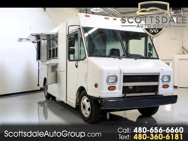 1997 GMC P3500 Food Truck